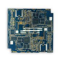 多层PCB线路板,六层阻抗板(IPC,RoHS,UL标准),生产PCB,快速打样;富邦多层线路板(深圳)有限公司