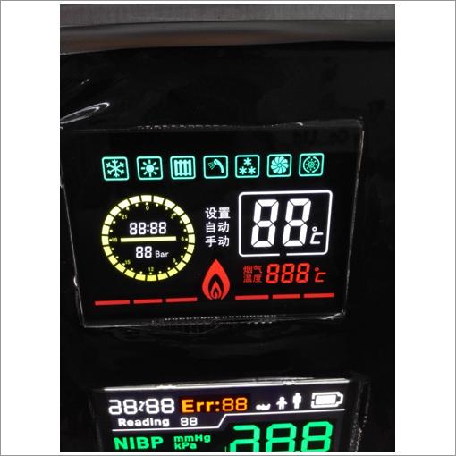 LCD液晶显示屏生产工艺、流程