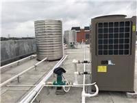 不锈钢水箱家用+空气能热泵配套水箱