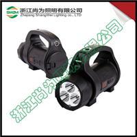 SW2511多功能手摇发电手提超长照明巡检灯_尚为SW2511厂家直销