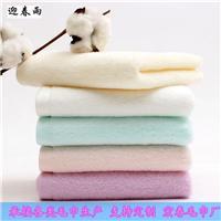 外贸标出口日本原单纯棉毛巾 迎春雨纯色全棉家用毛巾厂家直销
