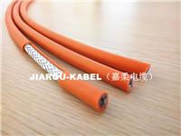 耐油屏蔽伺服电缆生产厂家