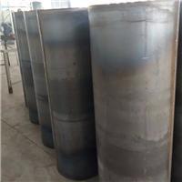 厂家直销碳钢风管江苏通风工程公司圆形排风管 碳钢焊接滚圆风管