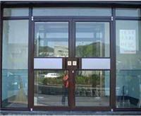 太原玻璃门安装-太原广聚恒鑫-太原玻璃门哪家好