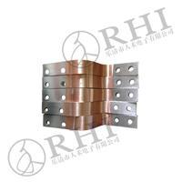 高品质铜箔软连接 多层叠加铜皮软连接 大量现货