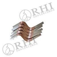 高品质铜箔软连接 多层叠加铜皮软连接