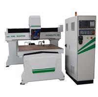 专业供应 高精度免抛光亚克力 有机玻璃金属切割自动换刀雕刻机