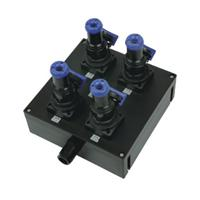 专业定制防爆配电箱BXS8575系列防爆防腐电源插座箱(IIC)
