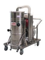 威德尔汽油机工业吸尘器QY-75J电动马力户外环卫配套使用