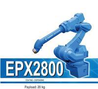六轴喷涂机器人,精密喷涂机器人,中空腕设计,EPX2800