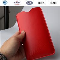 惠州手机保护套厂家OPPO R9S PLUS真皮口袋式时尚手机配件定制