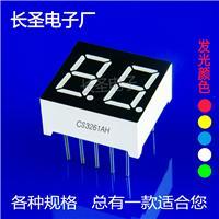0.36英寸2位LED数码管