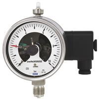 wika电接点压力表 821/831磁助式/感应式