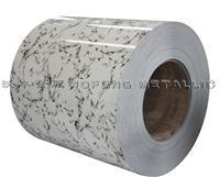 长久耐用的大理石纹印花彩钢板