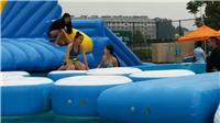 水上冲关活动方案出租水上乐园活动成本租赁水上游戏设备出售