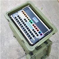 厂家生产三军行6U军用箱 移动减震机架箱航空设备箱室外音箱减震耐腐蚀服务器终端机柜