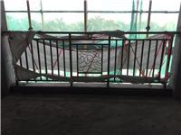 佛山湛恒护栏厂家直供铝合金仿木栏杆质优可靠