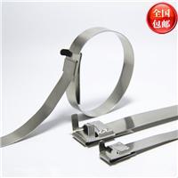 304不锈钢打包扣盘扎扣交通标牌L型扎扣电线杆扎扣19/16/12/10mm