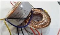 100VA 隔离单相环形变压器 超市防盗设备 工控 安防设备均可定制