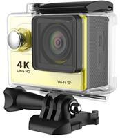 厂家直销高清迷你运动相机4K潜水骑行运动摄像机H9R WIFI带遥控DV
