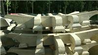 水泥斗拱|琉璃瓦|古建青瓦|砖雕浮雕
