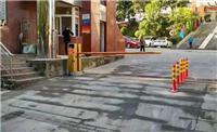 甘肃兰州蓝卡车牌识别停车场系统带车位引导方案安装批发