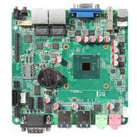 双网口超低功耗3160主板nuc支持LVDS,3G4G网络串口主板