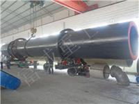 富威重工Φ1800×12000转筒烘干机 回转滚筒干燥设备
