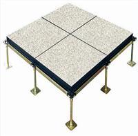江苏美格600mm防静电木芯地板