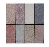珠海市哪里生产PC砖仿石pc砖以及仿花岗岩PC砖?