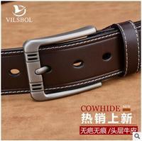 皮带 真皮腰带 VILSBOL格菱皮具 广州皮带厂 腰带批发 品牌腰带 代工皮带OEM