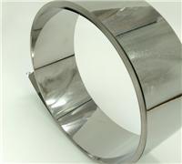 镀镍不锈钢带304镀镍不锈钢带