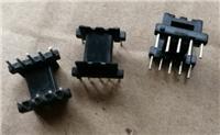 EM12.4骨架卧式5-5针 实物图纸