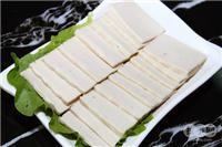 天烨食品科技千页豆腐鱼豆腐原料增加食品谈脆度