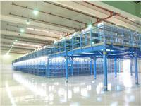天津阁楼钢平台货架生产厂家