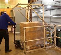 PalletGate托盘安全门 车间仓库工厂平台隔层夹层安全门
