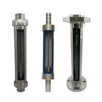常州G30-15玻璃转子流量计,DN15不锈钢液体气体流量计