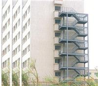 昆明消防楼梯安装制作|昆明钢结构加工