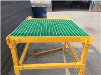 污水围栏网/污水厂走道平台格栅板/机械工作平台格栅板