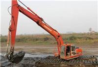 撫州水陸挖掘機改裝廠家**