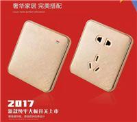 新款墻壁開關  2017家裝新款墻壁開關插座