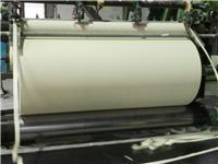 滕州青林直銷53g米黃雙膠紙黃色防近視紙米黃淋膜原紙