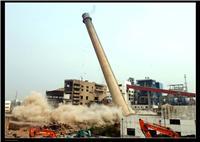 武漢煙筒定向拆除公司