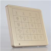 MIOVUN觸摸墻壁開關妙源智能開關全屋燈光管理系統
