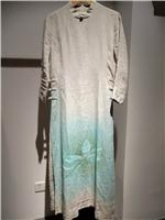 廣州紅衣坊原創,棉麻襯衫,純白短襯衫,衣之道供