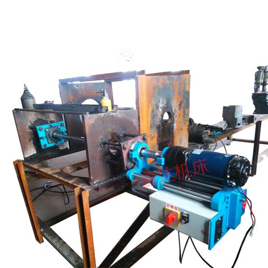 新疆和田地區正規工程機械壓套機廠家價格來電了解吧