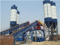 商砼混凝土價格 隧道攪拌站設備價格 hzs60混凝土攪拌站價格