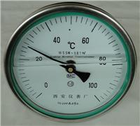咸陽供應WSS型雙金屬溫度計/溫度表一西安諾普特