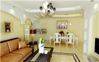 標典裝飾工程/杭州客廳設計/蕭山主臥裝修