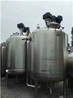 二手2000升不銹鋼發酵罐 訂做1噸-60噸白鋼發酵罐